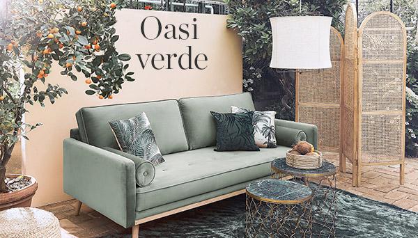 Altri prodotti del Look »Oasi verde«