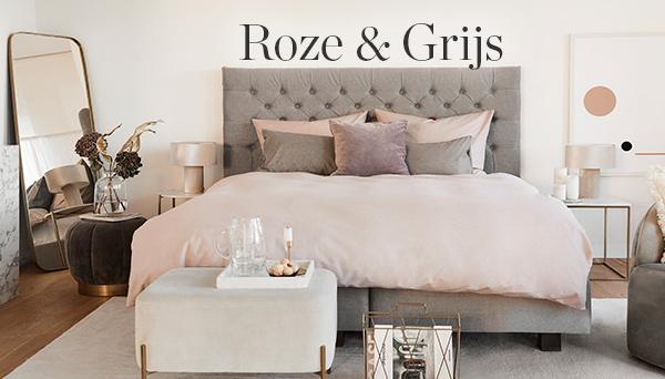Meer producten uit de look »Roze & Grijs«