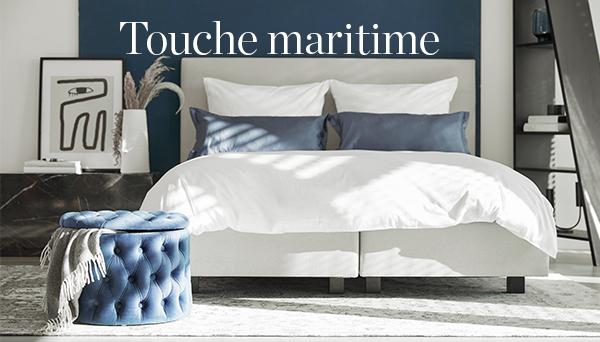 Autres articles du look »Touche maritime«