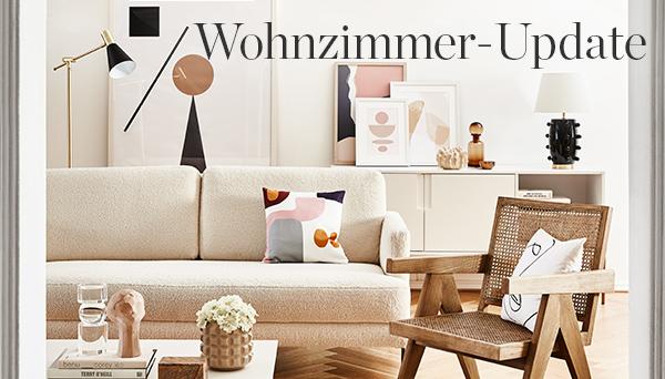 Wohnzimmer-Update