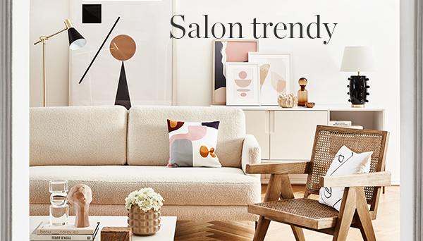 Autres articles du look »Salon trendy «
