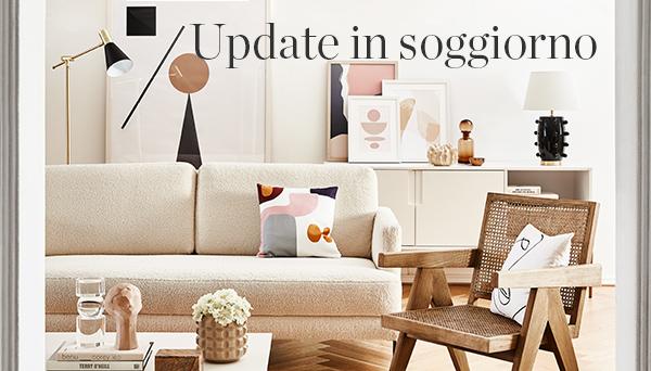 Altri prodotti del Look »Update in soggiorno«