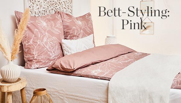 Andere Produkte aus dem Look »Bett-Styling: Pink«