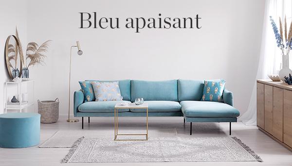Autres articles du look »Bleu apaisant «