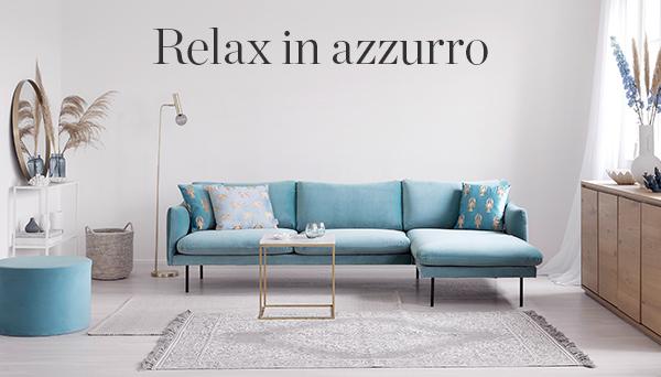 Altri prodotti del Look »Relax in azzurro«