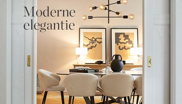 Moderne elegantie
