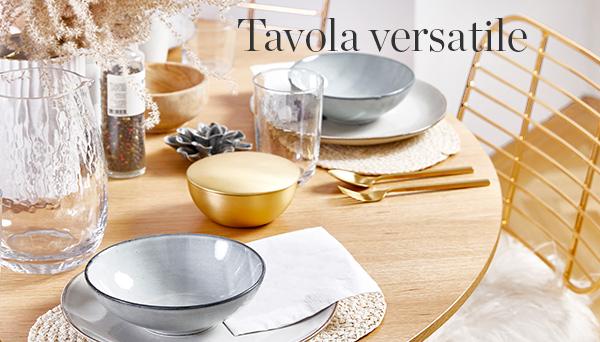 Altri prodotti del Look »Tavola versatile«