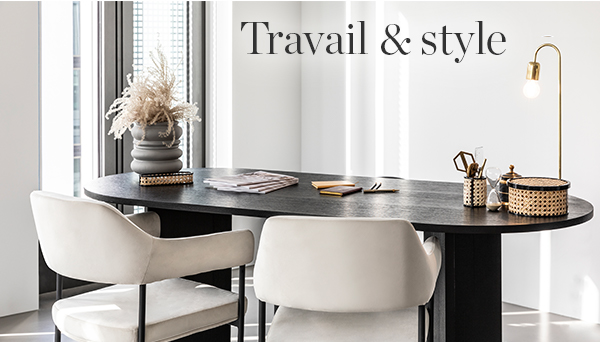 Autres articles du look »Travail & style«