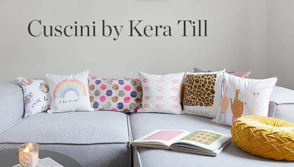 Altri prodotti del Look »Cuscini Kera Till«