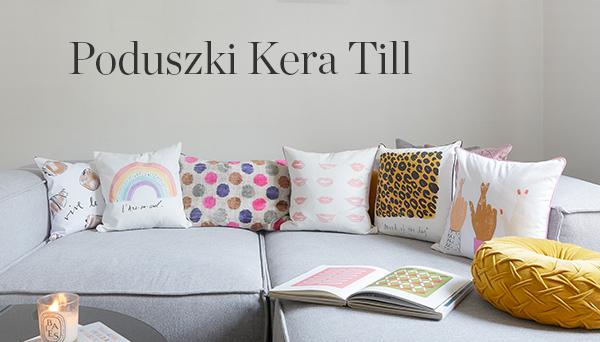 Poduszki Kera Till