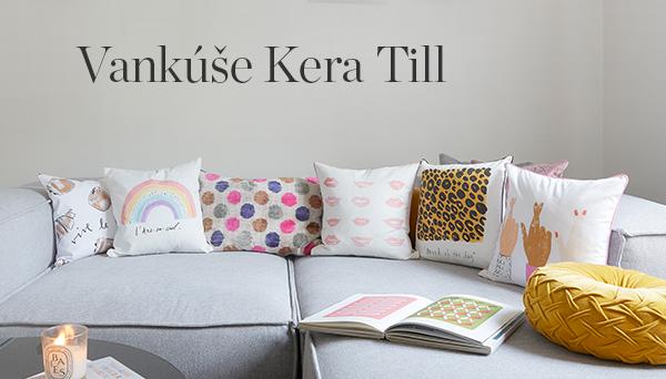 Kera Till: vankúše