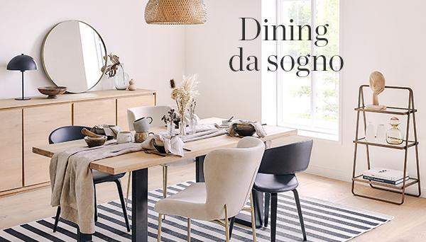 Altri prodotti del Look »Dining da sogno«