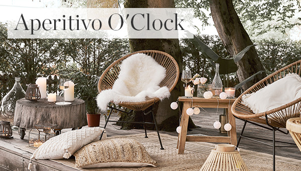Andere Produkte aus dem Look »Aperitivo O'Clock«