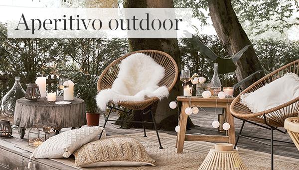 Otros productos del Look »Aperitivo outdoor«