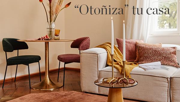 Otros productos del Look »Otoñiza tu casa«