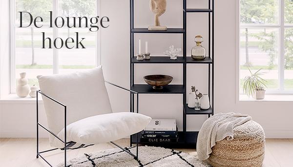 De lounge hoek