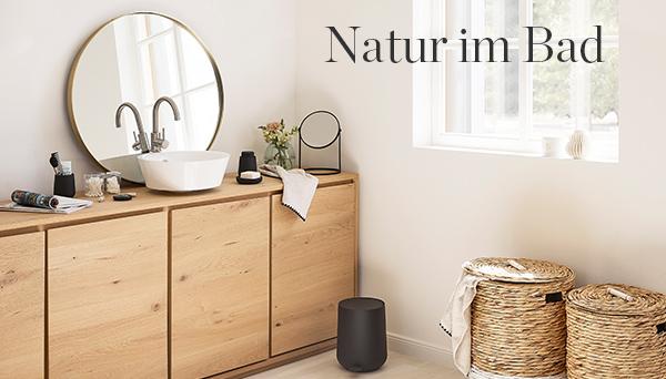 Natur im Bad