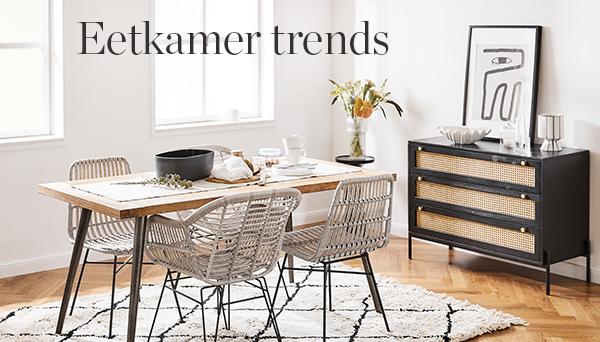 Eetkamer trends