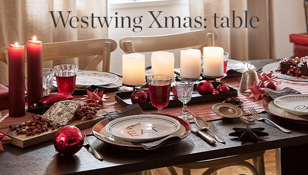 Westwing Xmas: table