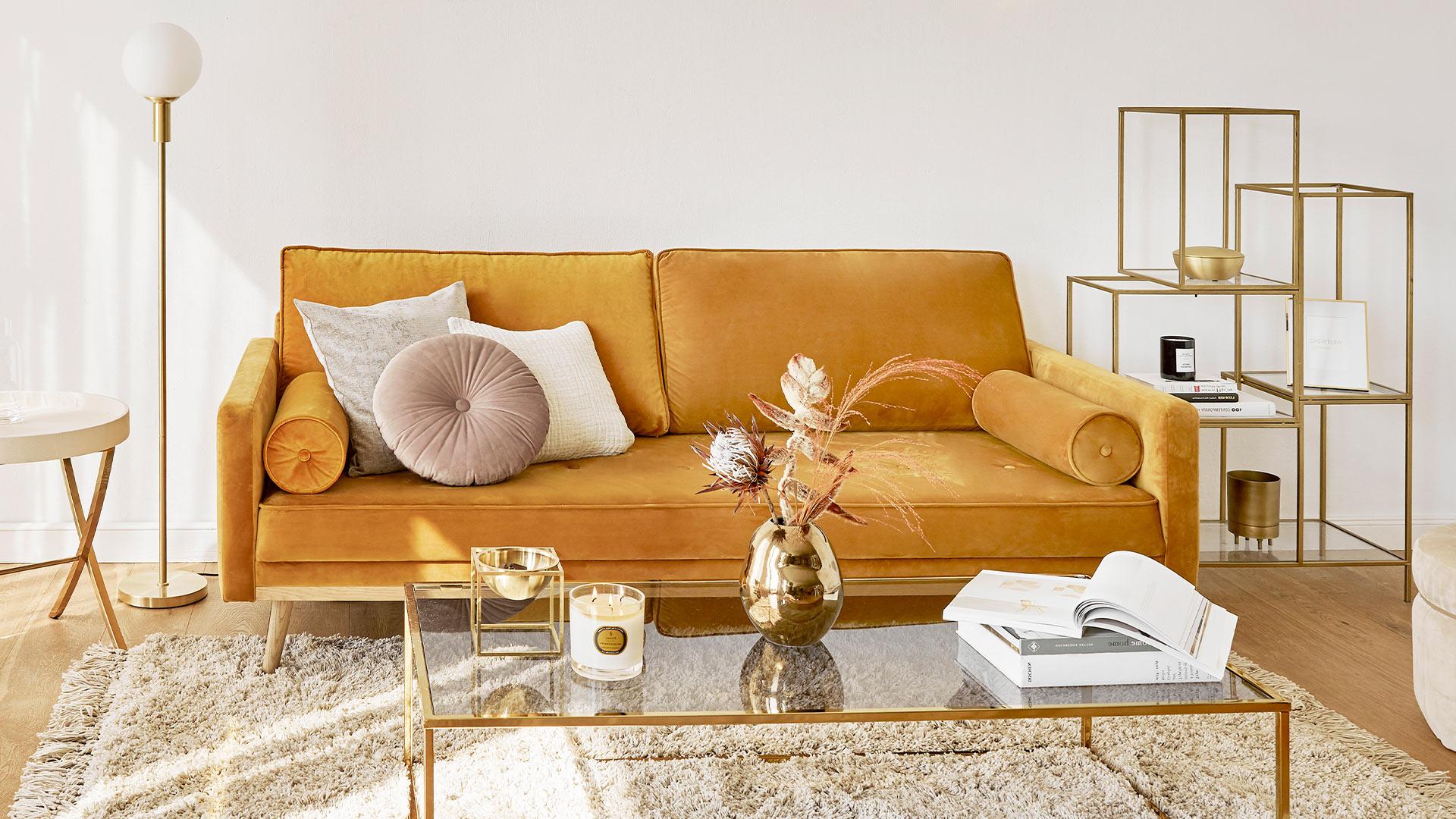 Golden Glamour im klassischen Design