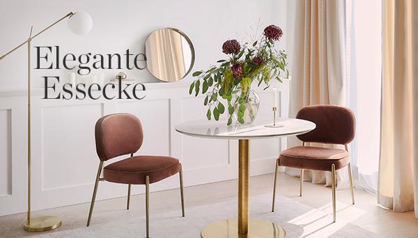 Elegante Essecke