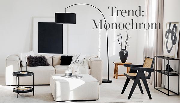 Trend: Monochrom