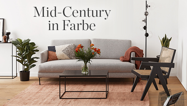 Mid-Century in Farbe