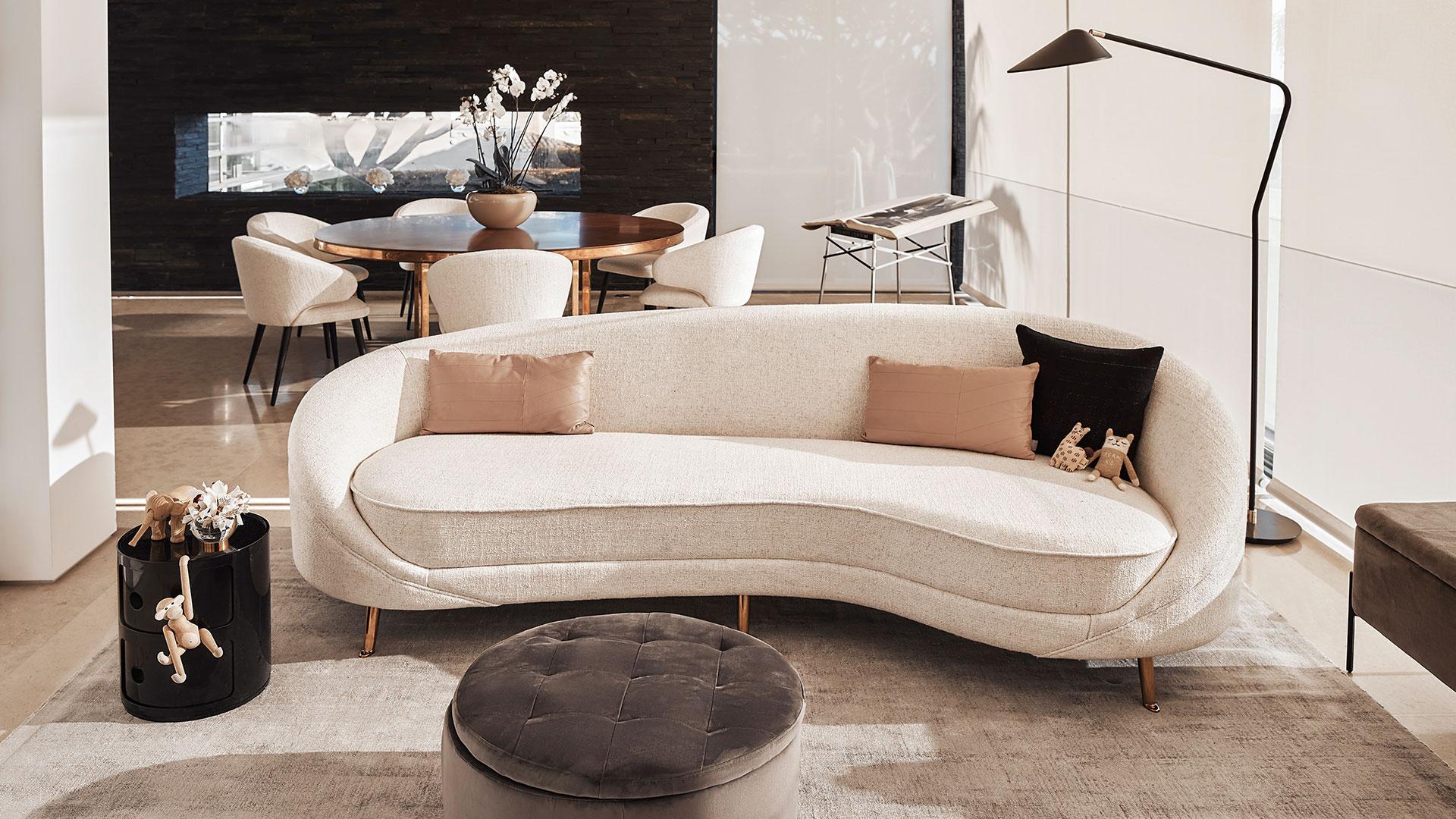 Sophisticated Sofa