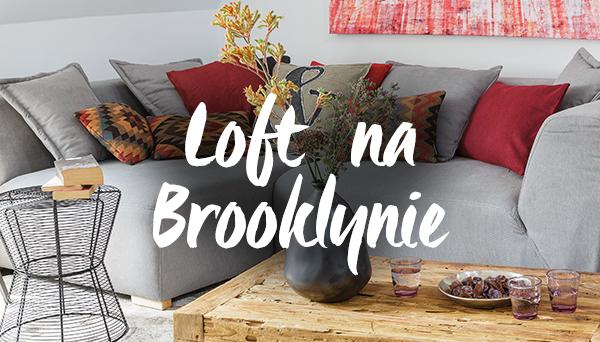 Inne produkty z aranżacji »Loft na Brooklynie«