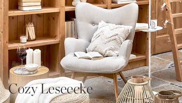 Cozy Leseecke