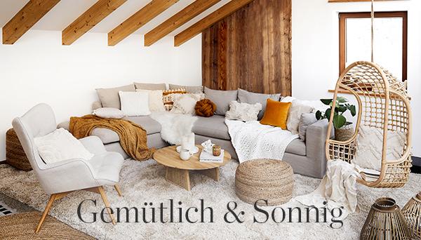 Gemütlich & Sonnig