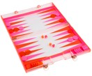 Gioco Backgammon Lucite