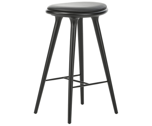 Barhocker High Stool, Schwarz