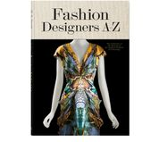 Livre photo Fashion Designer A-Z