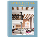Livre photo Living in Style Amsterdam