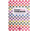 Geïllustreerd boek The Missoni Family Cookbook
