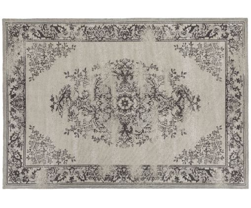 Tapis chenille Touch, Gris
