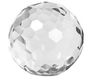 Boule décorative Crystal
