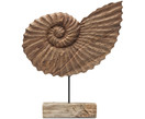Oggetto decorativo Snail Nature