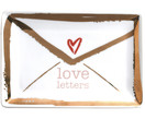 Ciotola decorativa Love Letters
