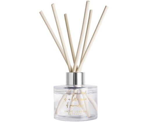 Diffuser All You Need Is A Little Piece Of Paradise (Mango), Mint, Transparent