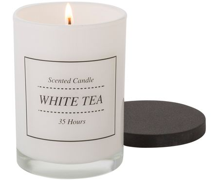 Geurkaars White Tea (witte thee)