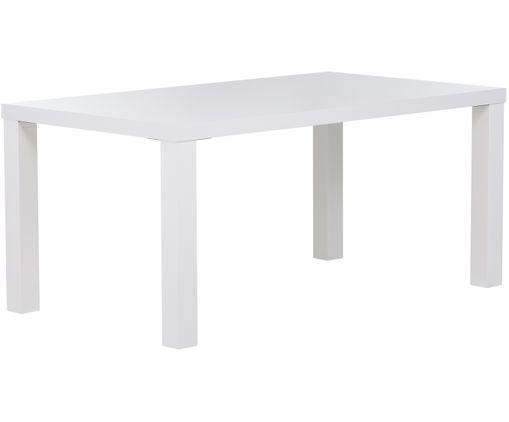 Eettafel Tramp, Wit