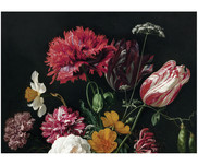 Fototapeta Golden Age Flowers