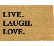 Paillasson Live Laugh Love