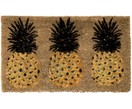 Paillasson Three Pineapples