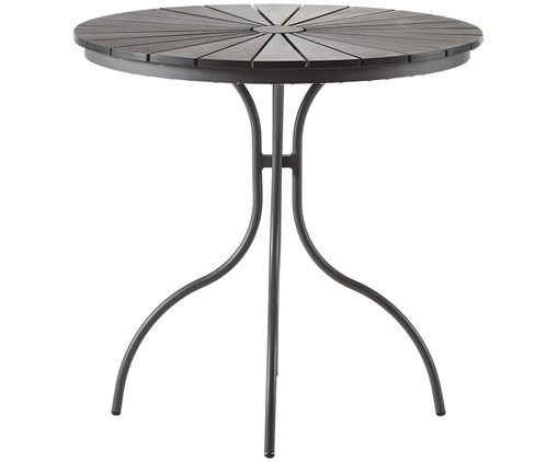 Outdoor tafel Mood, Zwart