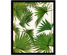 Ingelijste print Palm Tree I