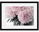 Gerahmter Digitaldruck Pink Flowers