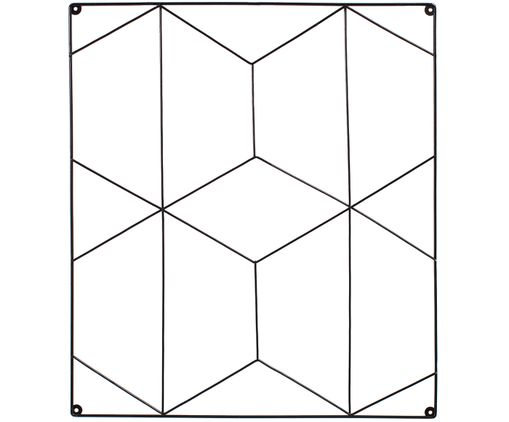 Gitter-Pinnwand Hexagon